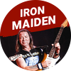 Open FM 100 Percents Iron Maiden