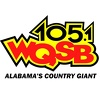 WQSB 105.1 FM Country