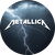 Open FM 100 Percents Metallica
